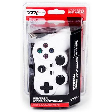 Universal Wired Controller - White