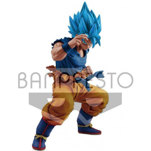 Dragon Ball Super Broly Masterlise Figure: Super Saiyan God Super Saiyan Son Goku