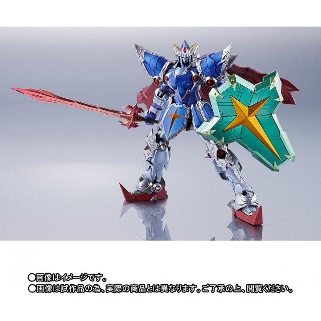 Metal Robot Spirits -Side MS- SD Gundam Gaiden: Full Armor Knight Gundam (Real Type Ver.)