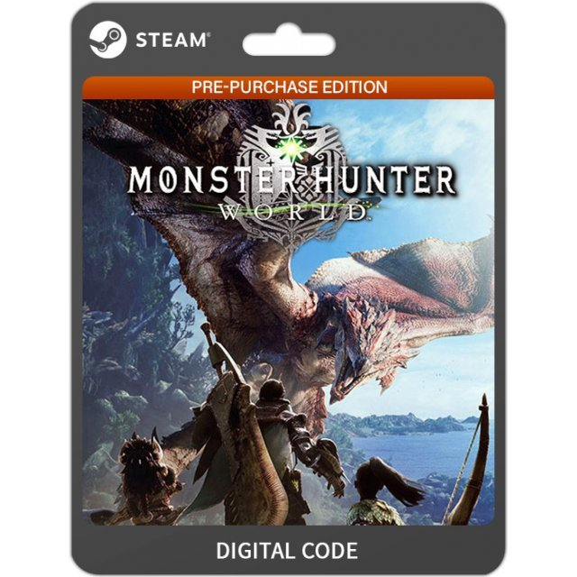 Monster Hunter: World [Pre-purchase Edition]