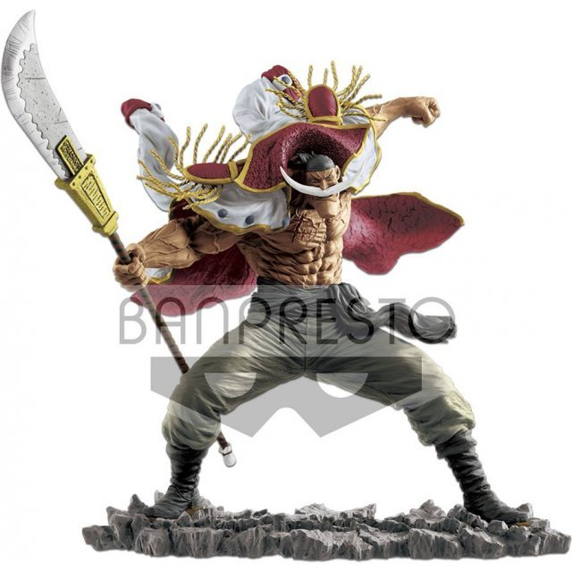 One Piece Memorial Log Ace Battle Figure: Edward Newgate