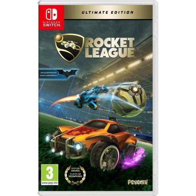 Rocket League [Ultimate Edition]