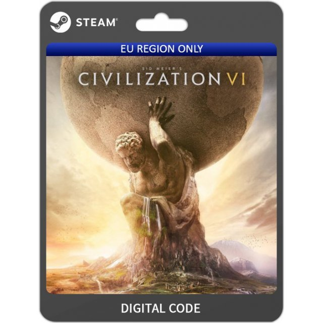 Sid Meier's Civilization VI (Europe)