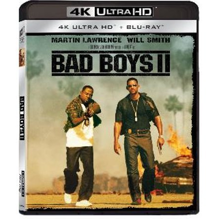 Bad Boys II (4K UHD+BD) (2-Disc)