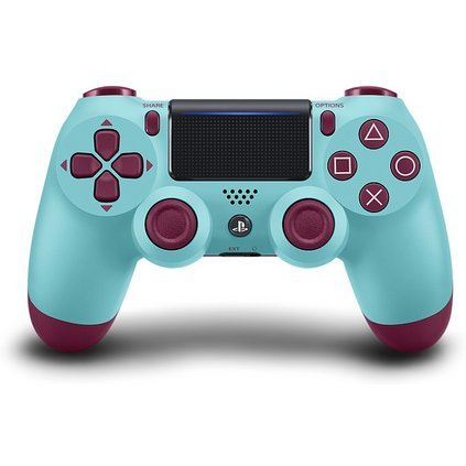 DualShock 4 Wireless Controller (Berry Blue) [Limited Edition]