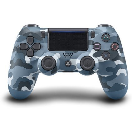 DualShock 4 Wireless Controller (Blue Camo) [Limited Edition]