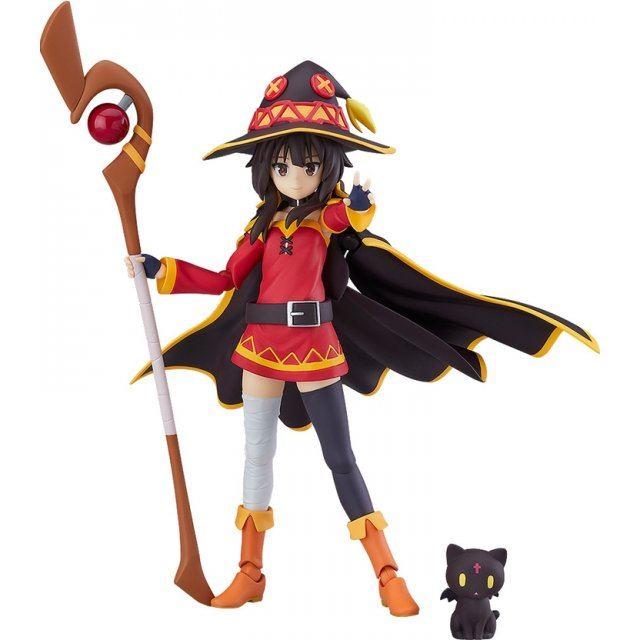 figma No. 407 Kono Subarashii Sekai ni Shukufuku wo! 2: Megumin [Good Smile Company Online Shop Limited Ver.]
