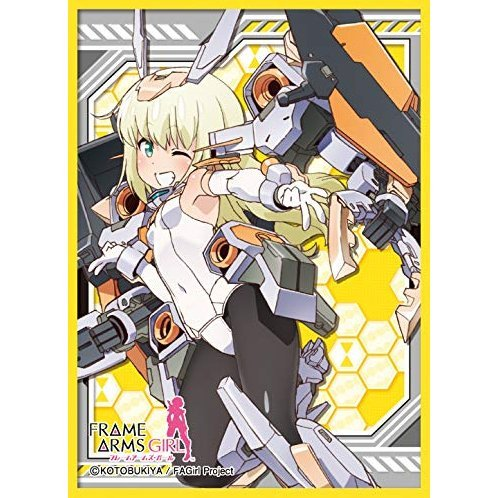 Frame Arms Girl Chara Sleeve Collection Matte Series No. MT523: Baselard