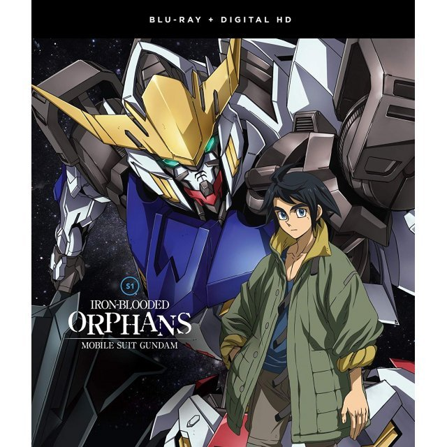 Mobile Suit Gundam: Iron-Blooded Orphans - Season One [Blu-ray+Digital HD]