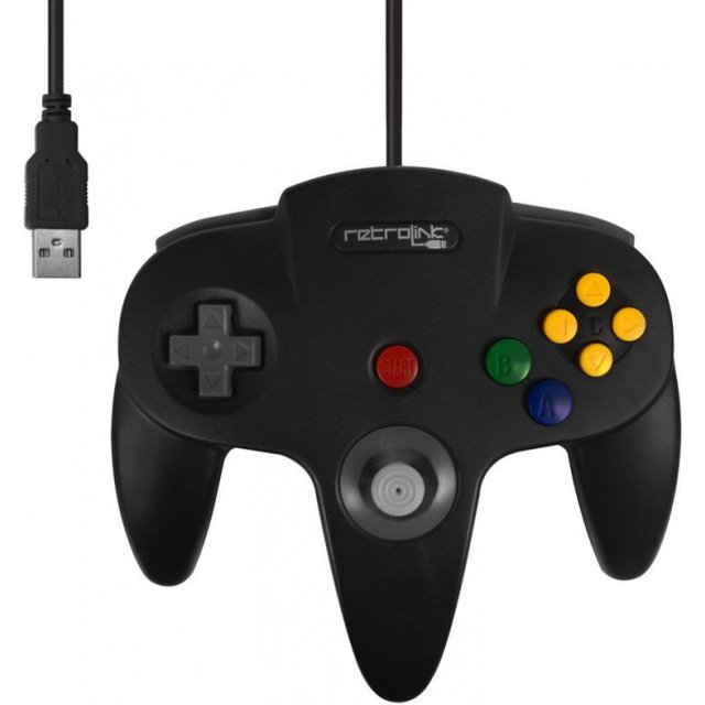 N64 Style Classic Controller