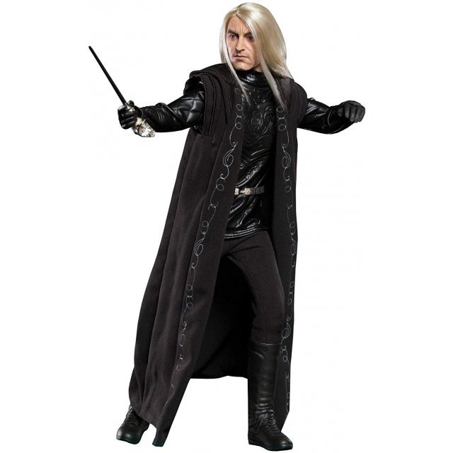 Star Ace Toys My Favorite Movie Series Harry Potter and the Goblet of Fire 1/6 Collectible Action Figure: Lucius Malfoy