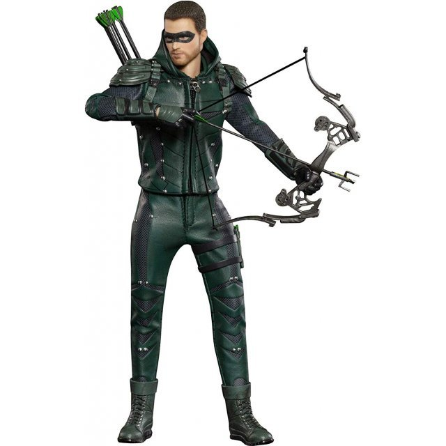 Star Ace Toys Real Master Series Green Arrow 1/8 Collectable Action Figure: Arrow
