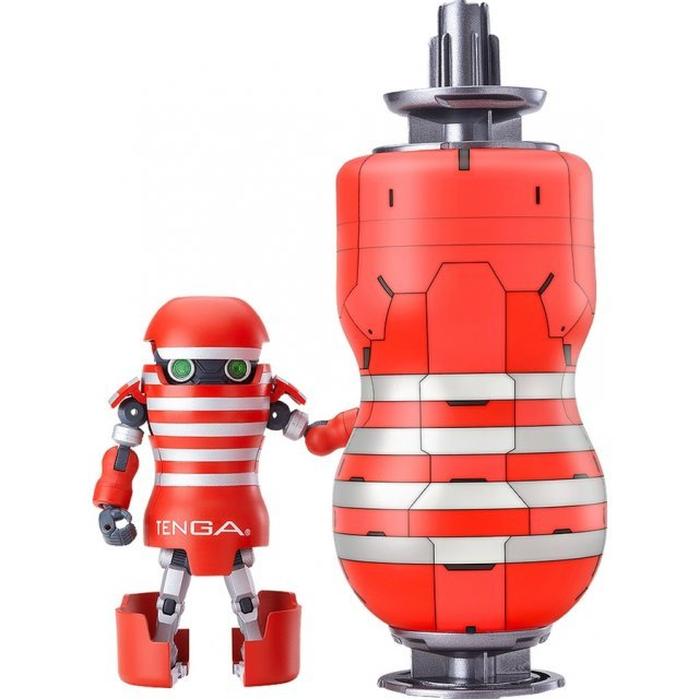 Tenga Robot: Tenga Robot with Mega Tenga Beam Set [First-run Limited]