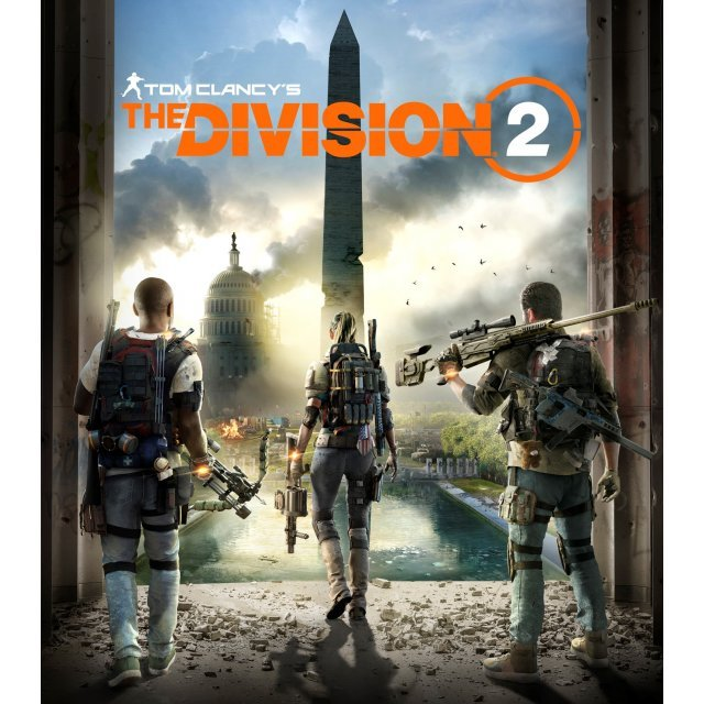 Tom Clancy's The Division 2 [Gold Edition] (English & Chinese Subs)