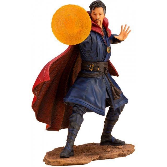 ARTFX+ Avengers Infinity War 1/10 Scale Pre-Painted Figure: Doctor Strange -Infinity War-