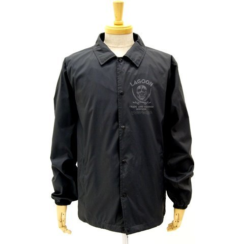 Black Lagoon Trade And Courier Services Windbreaker Black (XL Size)