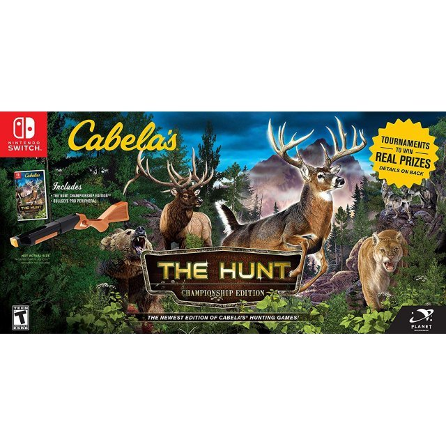 Cabela's The Hunt [Championship Edition]