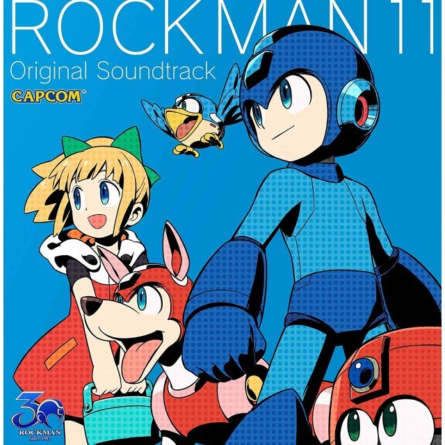 Mega Man 11 Original Soundtrack