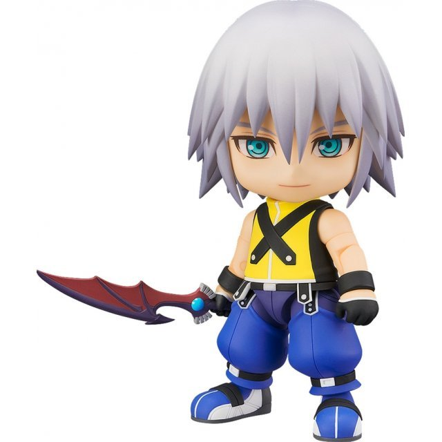 KINGDOM HEARTS: RIKU