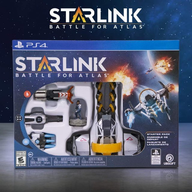 Starlink: Battle for Atlas [Starter Pack] (English & Chinese Subs)