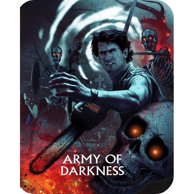 Army Of Darkness [Limited Edition Steelbook]