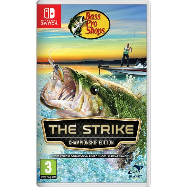 Bass Pro Shops: The Strike [Championship Edition]