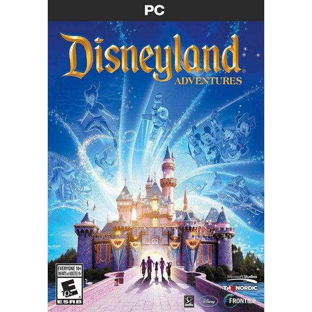 Disneyland Adventures (DVD-ROM)