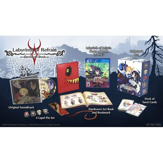 Labyrinth of Refrain: Coven of Dusk [Limited Edition]