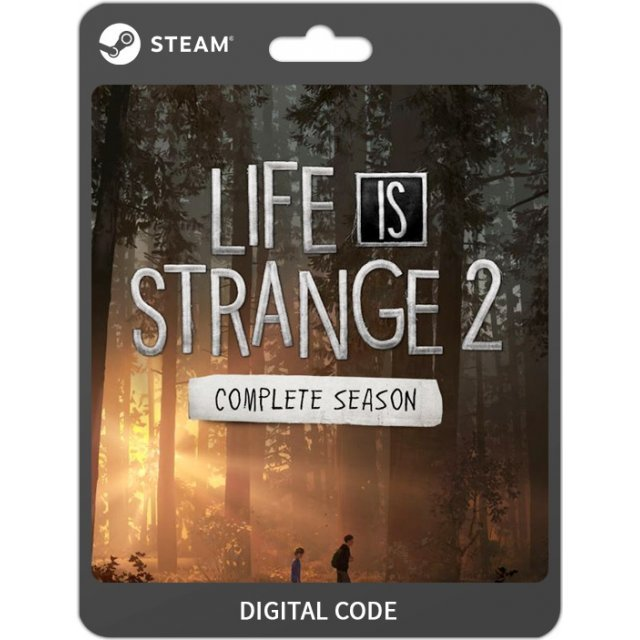 Life is Strange 2 [Complete Season] steam digital