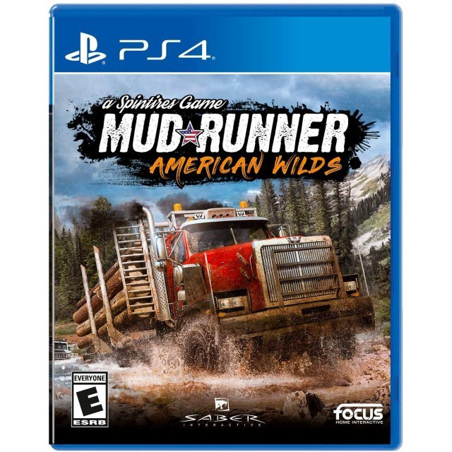Spintires MudRunner [American Wilds Edition]