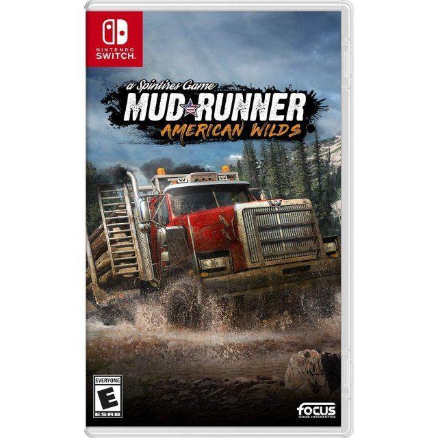 Spintires MudRunner [American Wilds Edition]