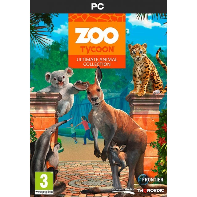 Zoo Tycoon: Ultimate Animal Collection (DVD-ROM)