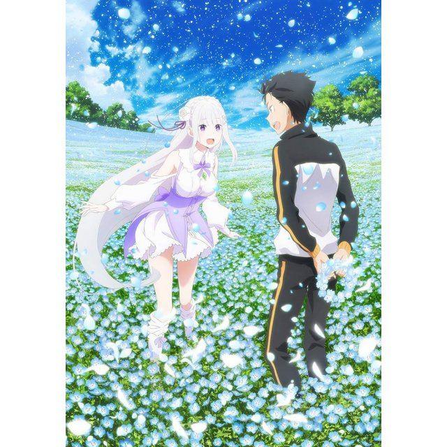 (OVA) Re:Zero - Starting Life In Another World Memory Snow Album