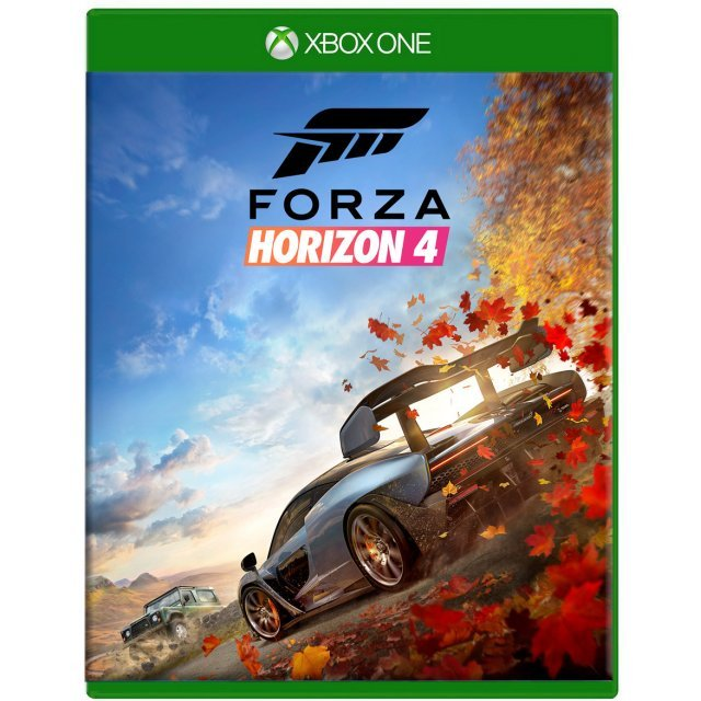 Forza Horizon 4 (Multi-Language)