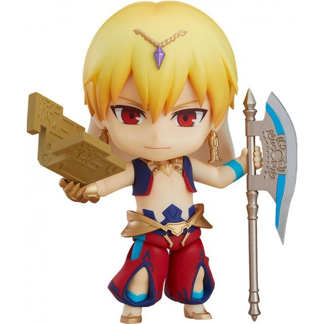 Nendoroid No. 990 Fate/Grand Order: Caster/Gilgamesh