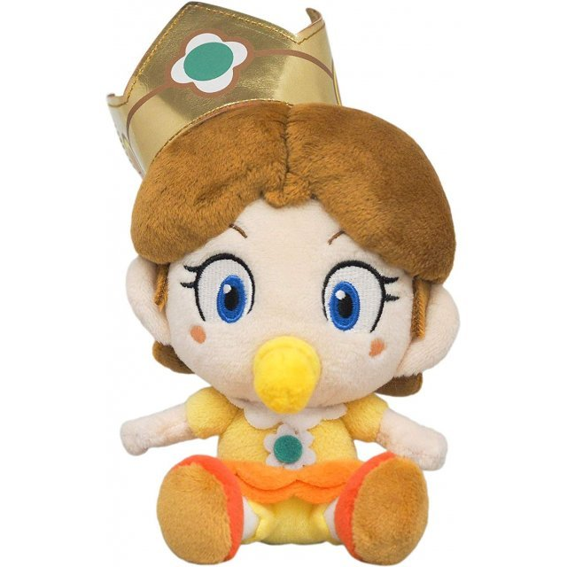 Super Mario All Star Collection Plush: AC55 Baby Daisy (Small)