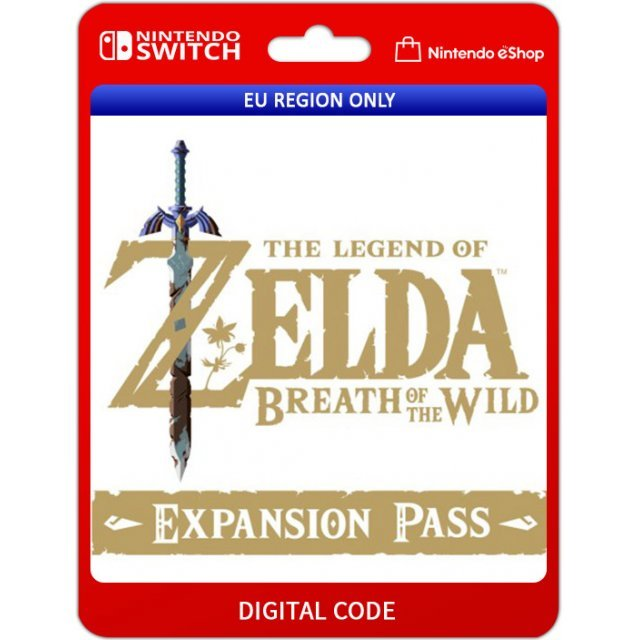 The Legend of Zelda: Breath of the Wild [Expansion Pack]