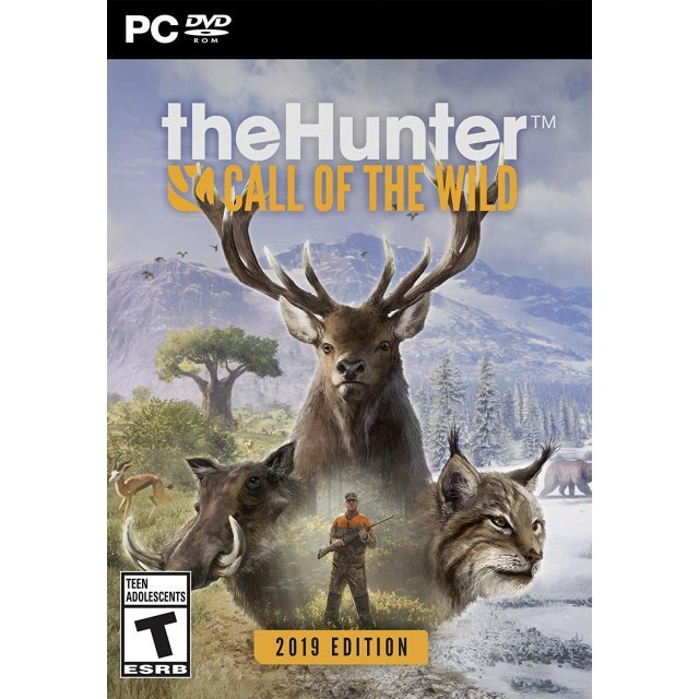 theHunter: Call of the Wild [2019 Edition] (DVD-ROM)