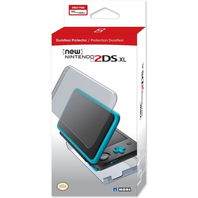 Duraflexi Protector for New Nintendo 2DS XL (Clear)