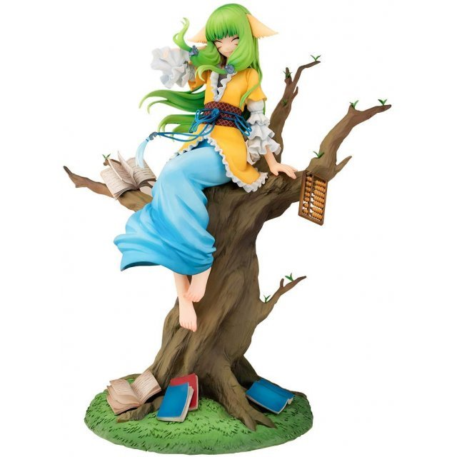 Enmusubi no Youko-chan 1/8 Scale Pre-Painted Figure: Tushan Rongrong