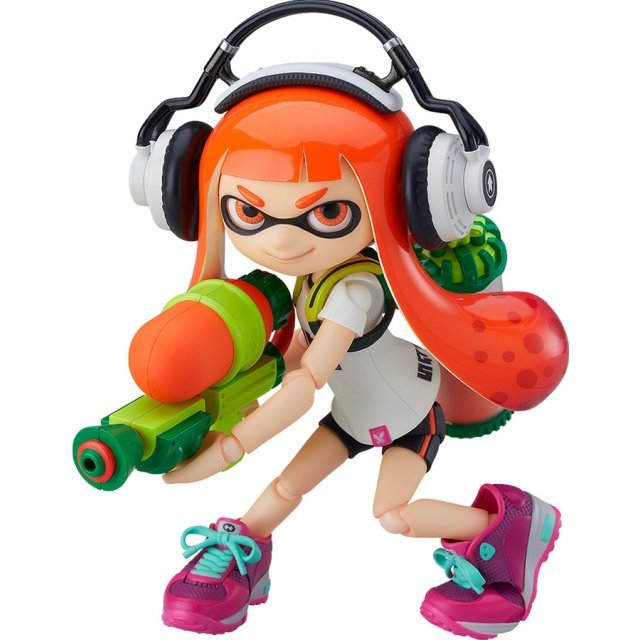 Splatoon Girl