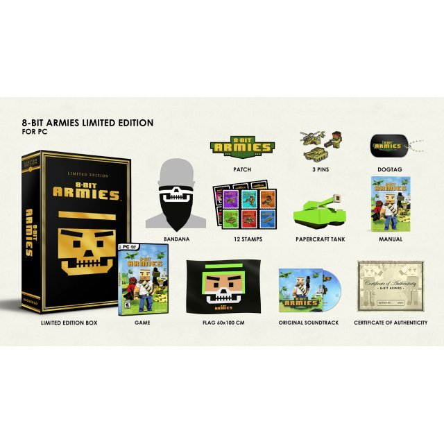 8-Bit Armies [Limited Edition] (DVD-ROM)