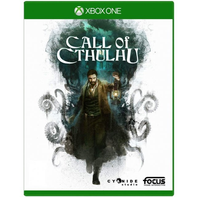 Call of Cthulhu: The Official Video Game (English & Chinese Subs)