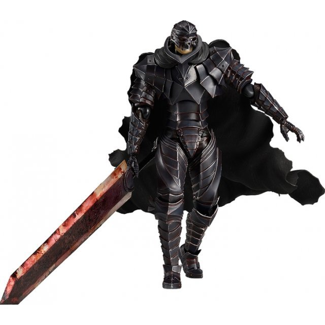 figma No. 410 Berserk: Guts Berserker Armor Ver. Repaint / Skull Edition