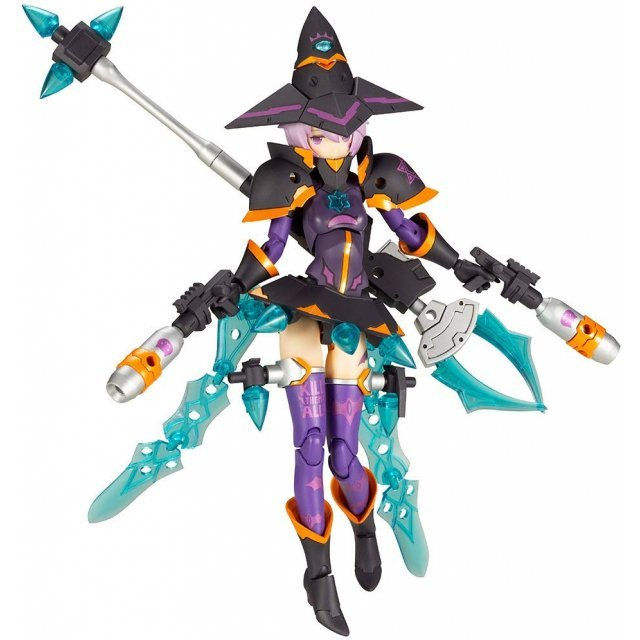 Megami Device 1/1 Scale Model Kit: Chaos & Pretty Witch Darkness (Re-run)