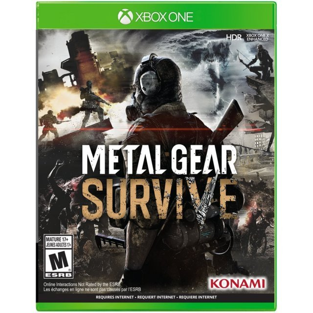 Metal Gear Survive (Latam Cover) (EN, SP)