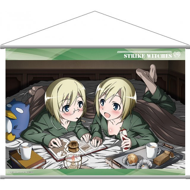 Strike Witches B2 Wall Scroll: Sister