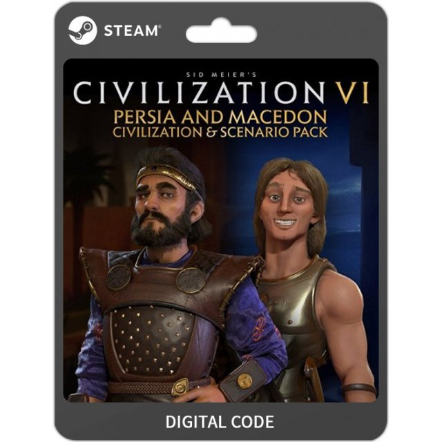Civilization 6 - Persia and Macedon Civilization & Scenario Pack [DLC]