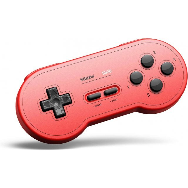 8Bitdo SN30 Bluetooth GamePad (GP Red Edition)