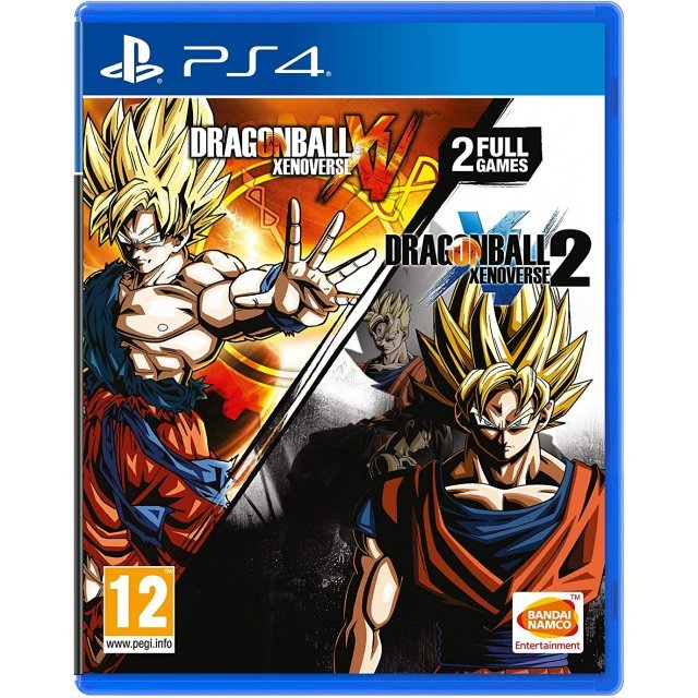 Dragon Ball: Xenoverse / Dragon Ball: Xenoverse 2